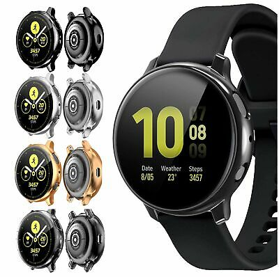 TPU Full Cover Case Screen Protector For Samsung Galaxy Watch Active 2 4044 mm