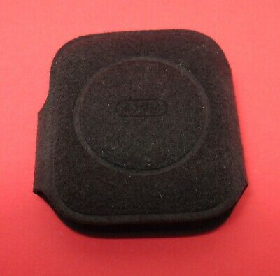 Apple Watch Coozie Protective Sleeve Felt OEM Original From Box - Black - 40mm