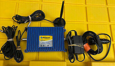 Wilson Mobile Wireless Dual-Band Amplifier please read description