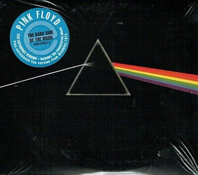 Pink Floyd The Dark Side Of The Moon - Experience Edition 2 CD Set Free Shipping