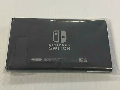 Nintendo Switch CONSOLE TABLET ONLY V2 w Warranty NEW - BLACK - SEE PICTURES