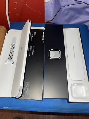 Apple iWatch Series 5 Nike 44MM - EMPTY BOX ONLY  NO WATCH