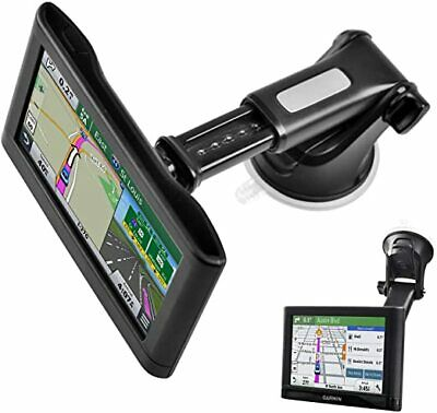 GPS Windshield Suction Cup Mount For Garmin QuickExtension Car Holder Dashboard