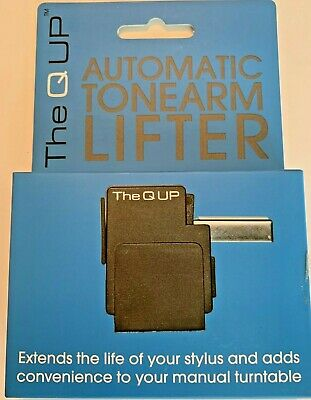 Pahmer Q Up Automatic Tonearm Lifter Black NEW