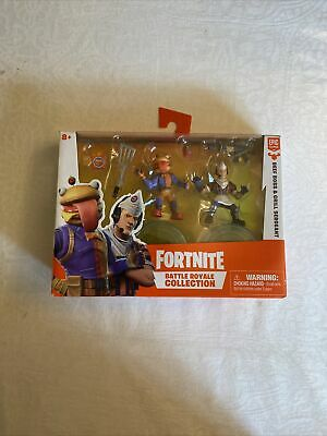 Fortnite Epic Games Battle Royale Collection Beef Boss - Grill Sergeant New