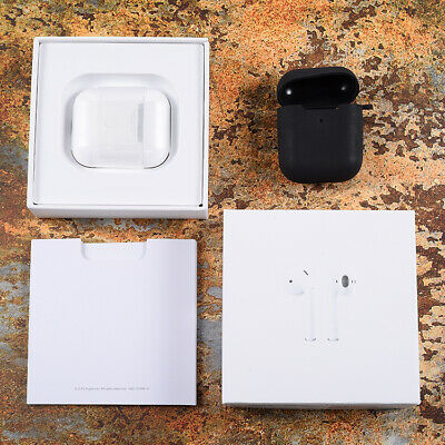 New Apple Airpods 2nd Generation with Wireless Charging Case GWFCRPV9JMMT