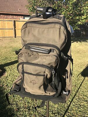 Eagle Creek Latitude 26° Expandable Roller  Duffel Backpack Removable Daypack