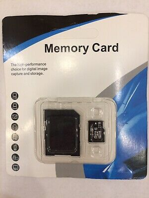 2TB Universal Micro SD SDXC TF Flash Memory Card Class 10 Top Sale