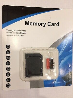 2TB Universal Micro SD SDXC TF Flash Memory Card Class 10 For Smart Devices