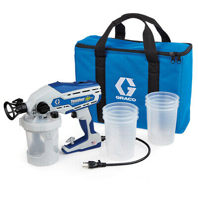 Graco TrueCoat 360 DSP Dual Speed Electric Airless Sprayer 16Y386 1-year Wty