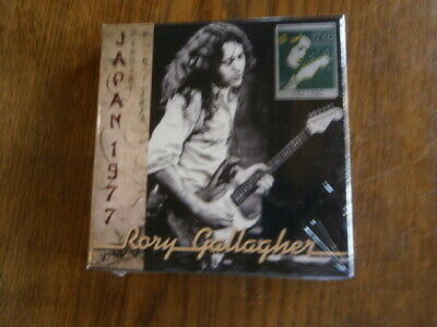 Rory GALLAGHER   Japan 1977