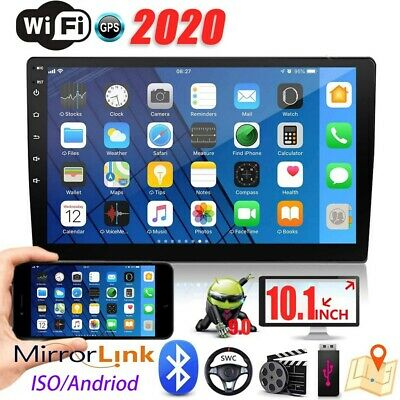 10-1 Double 2 DIN Android 9-1 Bluetooth GPS Wifi Car Stereo Radio MP5 Player