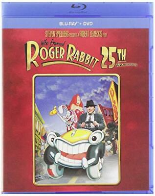 Who Framed Roger Rabbit 25th Anniversary Edition Blueray and DVD High Quality