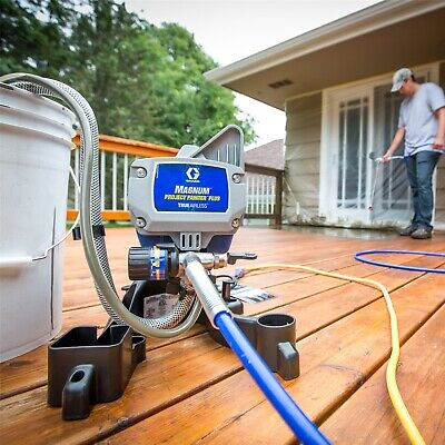 Graco Magnum Project Painter Plus  w Graco Factory 1-year Warranty 257025 Refurb