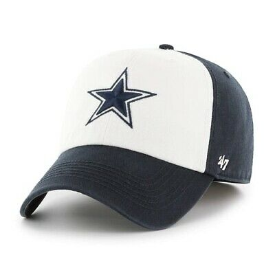 Dallas Cowboys NFL Navy Freshman Franchise Fitted Hat NEW Size L