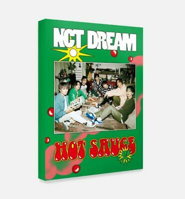 NCT DREAM Hot Sauce SMTOWN OFFICIAL GOODS POSTCARD BOOK SEALED