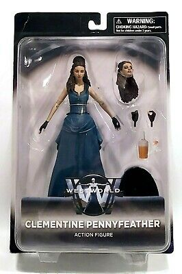 Westworld Series 2 Clementine Pennyfeather 7 Action Figure Diamond Select New