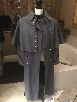 Vintage West Point Cadet Jacket and Overcoat Med Circa 1958 Used