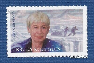 NEW 2021 Ursula K- Le Guin – 3oz Rate Single Mint NH - In Stock