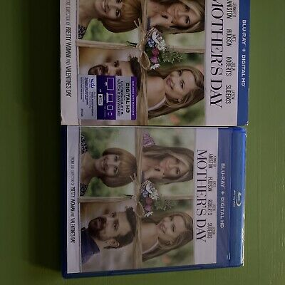 Mothers Day Blu-ray 2016