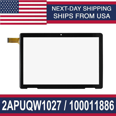 USA Touch Screen Digitizer Glass For Onn 10-1 Tablet 2APUQW1027 Model 100011886