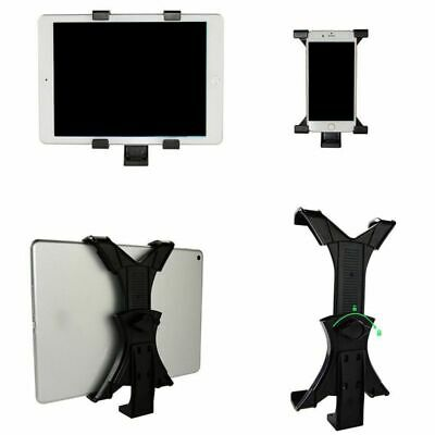 2 in 1 Tripod Mount Adjustable Stand for 7-10in Phone Ipad Monopod Holder Clamp