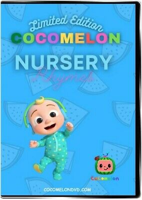 Educational Special Edition Cocomelon DVDs Now Available