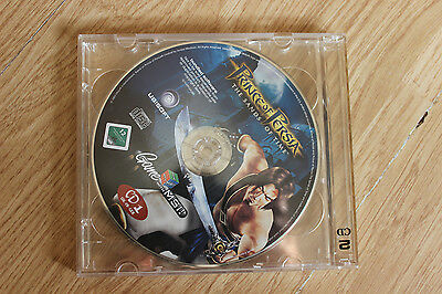 CD PC Prince of Persia The sands of time Game with MSI Spiel