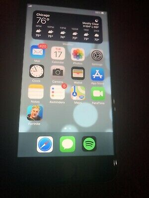 iPhone 8 Unlocked 64GB Used w Fortnite Mobile Installed