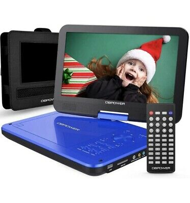 NEW 10 inch DVD Player DBPower MK101 FREE FAST US Shipping Portable and Fun