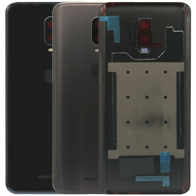 For OnePlus 6 Back Battery Door Cover Glass Case Housing Camera lens Replacemen