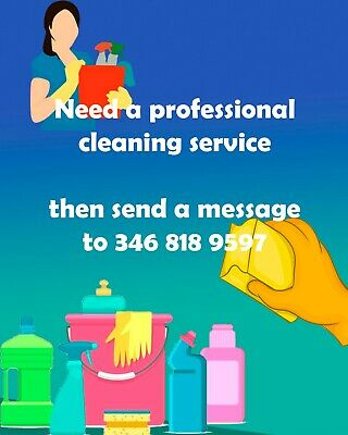 Professional cleaning servicefor houses and apartments