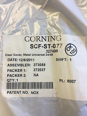 Corning Cable Systems Metal Splice Tray SCF-ST-077 New
