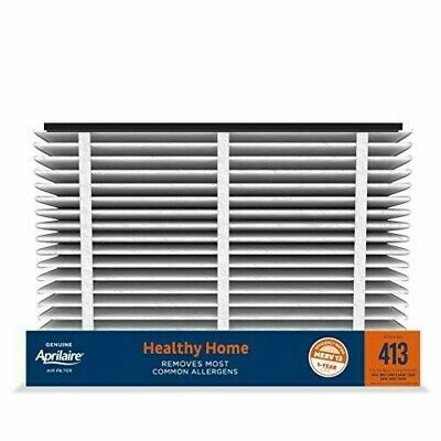 Aprilaire 413 Replacement Air Filter for Whole Home Air Purifiers MERV Rate 13