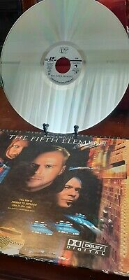The Fifth Element US laserdisc - FREE SHIPPING