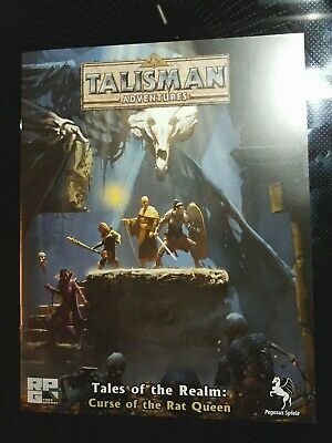 Curse of the Rat Queen Pegasus Spiele's 2021 Free RPG Day Talisman Adventures