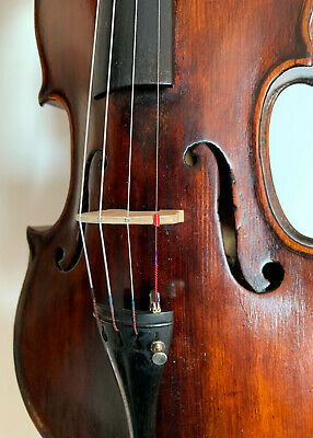 Rare, old, antique ITALIAN 4/4 labelled violin - READY TO PLAY!