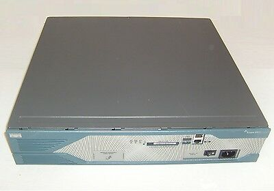 Cisco 2821 Series Integrated Services Security Router LAN + Compact Flash 64MB