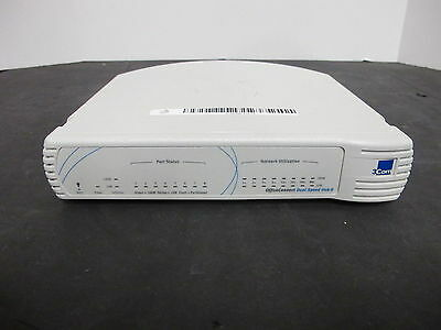 3Com  Officeconnect Dual speed Hub 8 3C16750 *EXCL PSU*