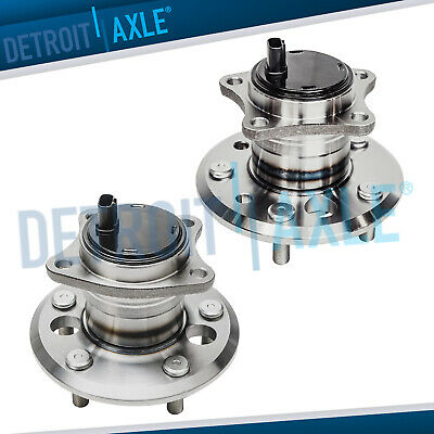 2 REAR Wheel Hub - Bearing for 2002 - 2011 Toyota Camry Avalon 2005 2006 - 2012