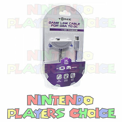 Nintendo GameBoy Advance to Gamecube Link Cable Game Boy Advance Gamecube NEW