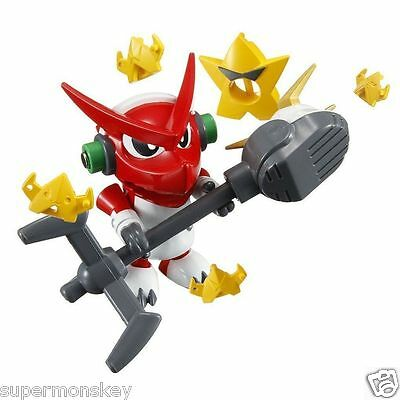 BANDAI DIGIMON XROS WAR DIGI-FUSION FIGURE SERIES 01 SHOUTMON - STARMONS SET