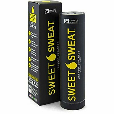 SportsResearch SWEET SWEAT STICK 6-4 oz 182g Workout Enhancer Skin Cream