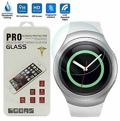 Samsung Gear S2  S2 Classic Smart Watch Tempered Glass Screen Protector