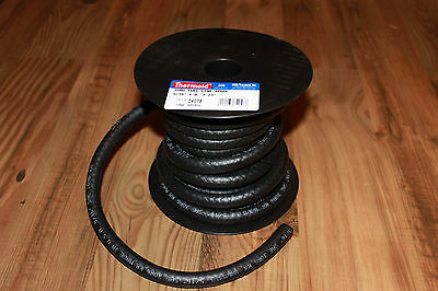 516 FUEL LINE HOSE 25 FT ROLL THERMOID 24078 GAS E-85 BIO DIESEL USA MADE NEW