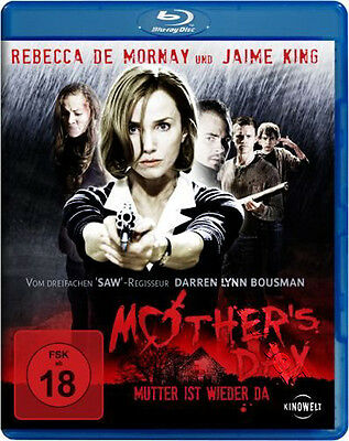 Mothers Day NEW Cult Blu-Ray Disc Rebecca De Mornay