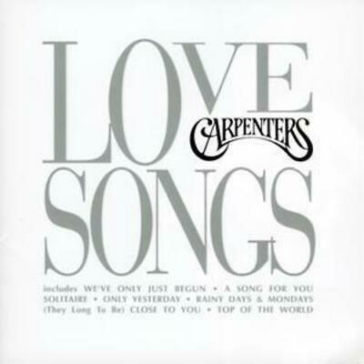 The Carpenters  Love Songs CD 1998