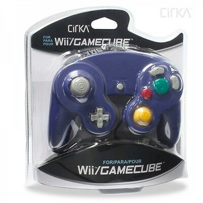 Brand New Controller for Nintendo GameCube or Wii - INDIGO