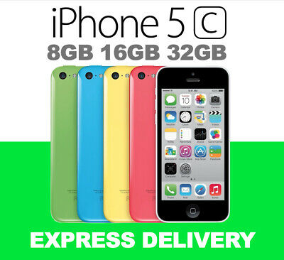 AS NEW Apple iPhone 5c 8GB 16GB 32GB 4G 5 COLORS 100 Unlocked FROM MELBOURNE MR