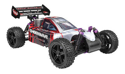 Redcat Racing Shockwave 110 Scale Buggy Nitro Fuel Red 110 rc car